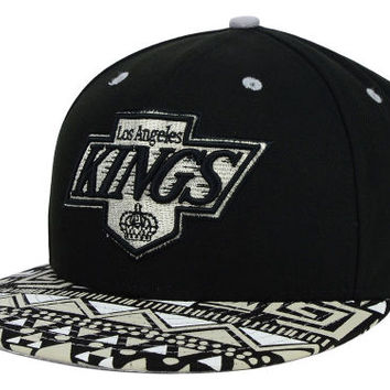 Los Angeles Kings NHL Cross Colors 9FIFTY Snapback Cap