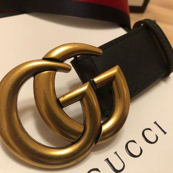 DCCKON Gucci Men Belt