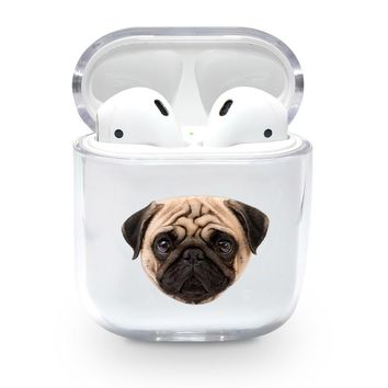 Custom Dog AirPods Case