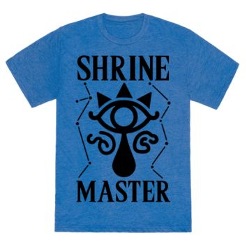 SHRINE MASTER T-SHIRT
