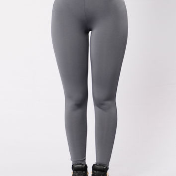 Ultimate Nova Leisure Legging - Charcoal