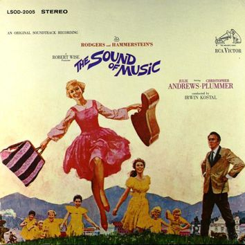 The Sound Of Music: An Original Soundtrack Recording - Various, LP (Pre-Owned)