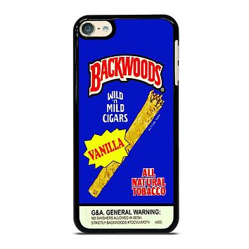 VANILLA BACKWOODS iPod 4 5 6 Case