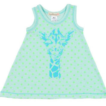 Giraffe Dress