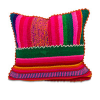 Peruvian Pillow VII