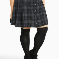 Harry Potter Hogwarts Uniform Mini Skirt