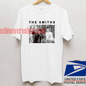 The Smiths Morrissey And Johnny Marr Unisex adult T shirt