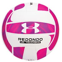 Midwest Volleyball Warehouse - UA Redondo Beach Ball - Pink