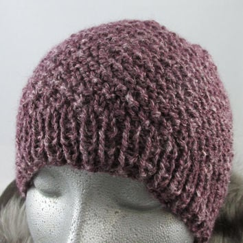 Wool and Hemp Hat