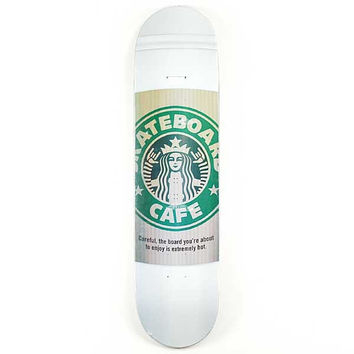 Skateboard Cafe Starbucks Deck