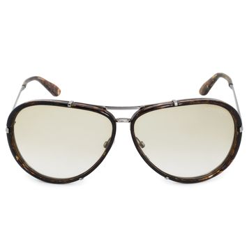 Tom Ford Cyrille Aviator Sunglasses FT0109 14P 63