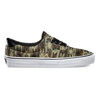 Vans Native Camo Era 59 Mens Shoes Black  In Sizes