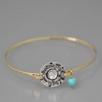 Winchester Bullet Bangle