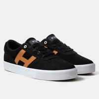 HUF Choice Shoes - Black/Tan Fall14 | Urban Industry