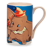 Dumbo and Timothy Mouse Record Cover Mug