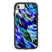 Decorative Wavy Abstract Case-Mate Tough Extreme iPhone 8/7 Case
