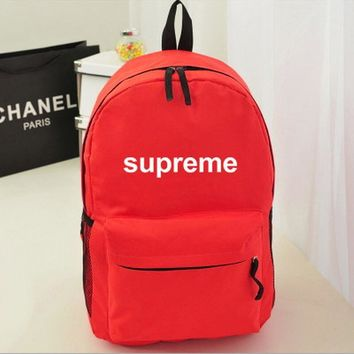 One-nice™ Supreme Casual Sport Laptop Bag Shoulder School Bag Backpack