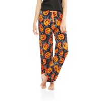 Unbranded women's pajama halloween jersey sleep pants (sizes s-3x) - Walmart.com