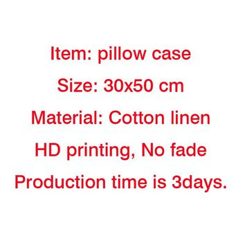 Your image here High qualiy printed custom pillow Wedding Pets Personal Photos cotton linen decorative pillowcase bedding Decor
