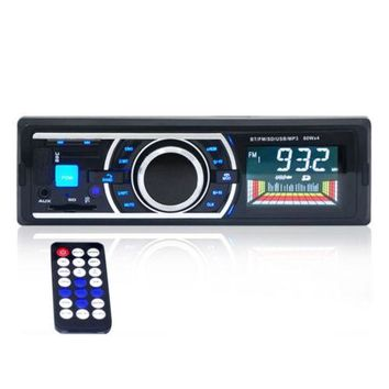 6203 Bluetooth Car Vehicle MP3 Stereo Player with USB CD