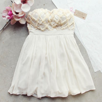 Bohemian Bloom Party Dress