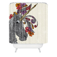 Valentina Ramos Unicornucopia Shower Curtain