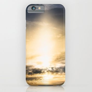 Cloudio Di Porno IV iPhone & iPod Case by HappyMelvin
