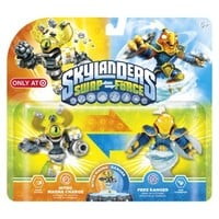 Skylanders Swap Force Double Pack - Nitro Magna Charge + Free Ranger - Target Exclusive