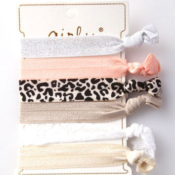 6 Girly Hair Ties