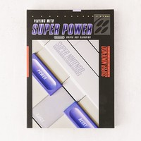 Playing With Super Power By Sebastian Haley & Meagan Marie | Urban Outfitters