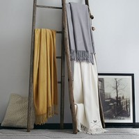Bamboo Blend Throws