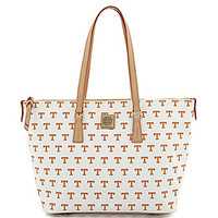 Dooney & Bourke University of Tennessee Shopper Tote - White