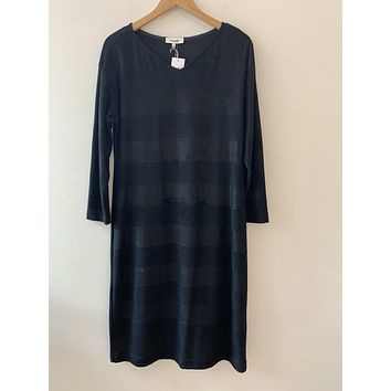Samuji Black Knit Dress