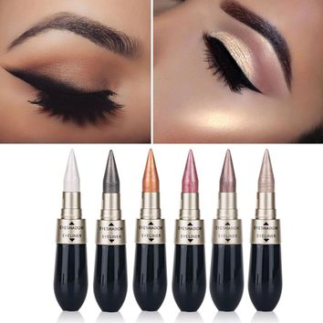 Waterproof Liquid Eye Shadow & Liner Duo