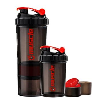 TECHOME shaker bottle