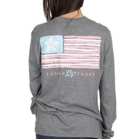 Magnolia Flag - Long Sleeve – Lauren James