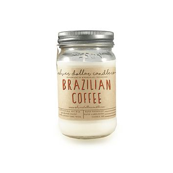 Brazilian Coffee - 16oz Soy Candle