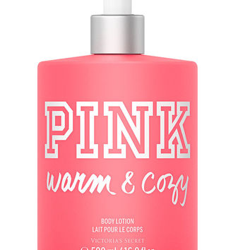 Warm & Cozy Body Lotion