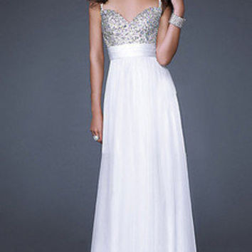 NEW Chiffon Double V Formal Gown Long maxi Evening Dress Bridesmaids prom