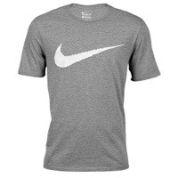 Nike Hangtag Swoosh S/S T-Shirt - Men's at Foot Locker