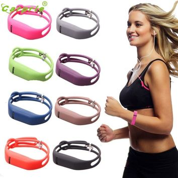 Superior Quality New Replacement Wrist Band With Metal Buckle For Fitbit Flex Bracelet Wristband OCT24