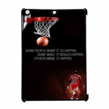 LMFUG7 Michael Jordan Quote iPad Air Case