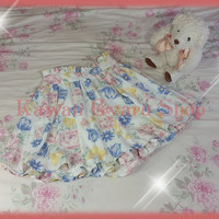 Liz Lisa Floral Sukapan / Skirt-Pants