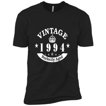 22th Birthday Gift Vintage 1994 Perfect Aged T-Shirt