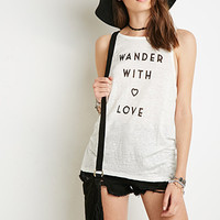 Wander With Love Tank