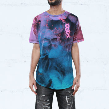 Dirty Sprite Curved Hem T Shirt