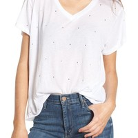 Wildfox Glitz Embellished Tee | Nordstrom