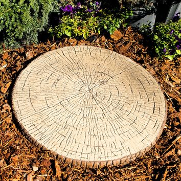 Tree Slice Stepping Stone or Table Topper