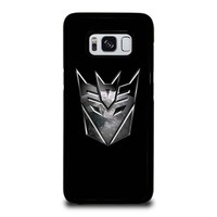 TRANSFORMERS DECEPTICONS Samsung Galaxy S8 Case Cover