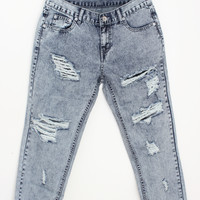 Talia Denim Pants